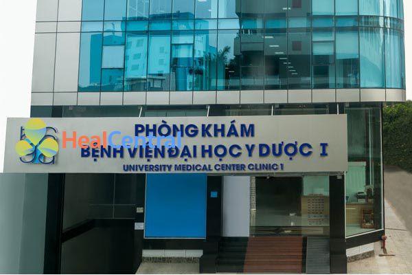 Phòng khám Bệnh viện Đại Học Y Dược Tp HCM
