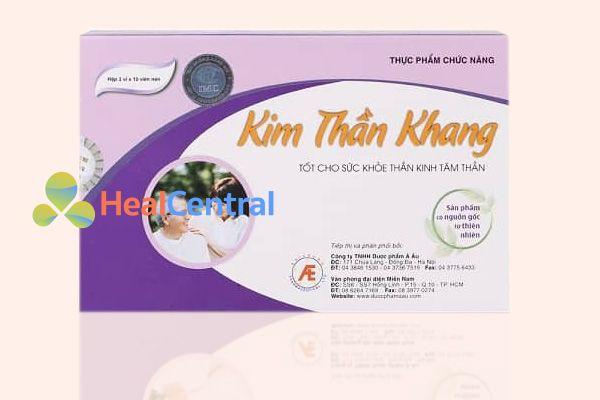 Sản phẩm Kim Thần Khang