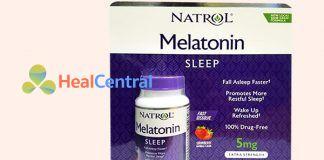 Sản phẩm Melatonin