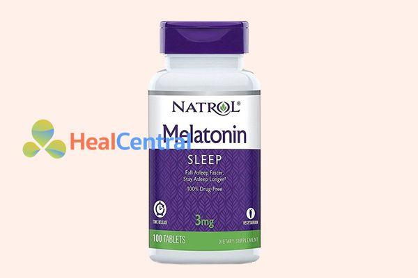 Sản phẩm Melatonin 3mg