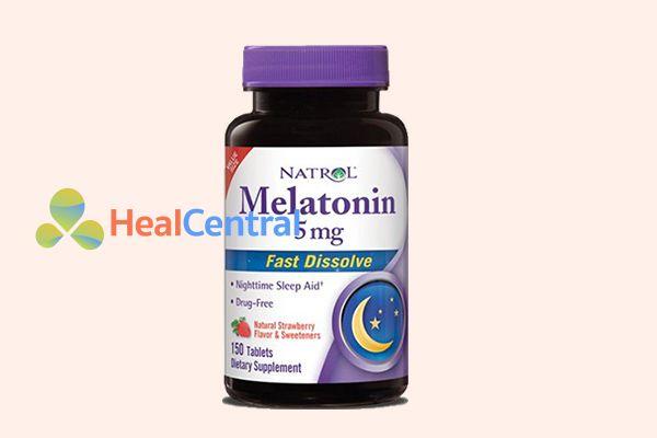 Sản phẩm Melatonin 5mg