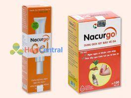 Sản phẩm Nacurgo