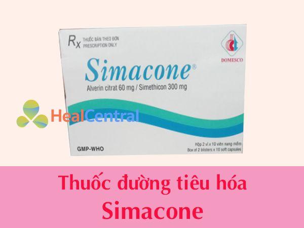 Thuốc dạ dày Simacone