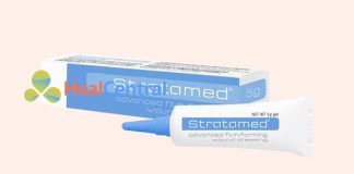 Thuốc trị sẹo Stratamed