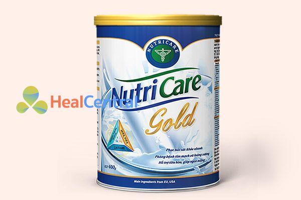 Sữa bột tăng cân Nutricare Gold