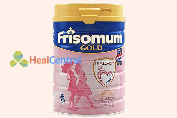 Sữa Frisomum Gold cho cả mẹ và bé