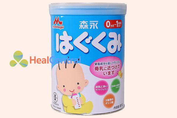 Sữa Morinaga nội địa số 0