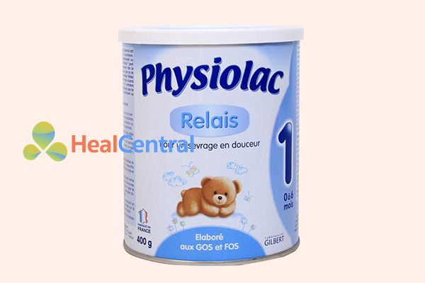 Sữa Physiolac số 1