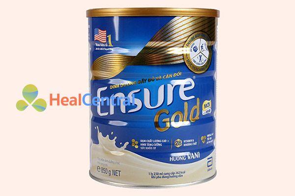 Sữa tăng cân Ensure Gold
