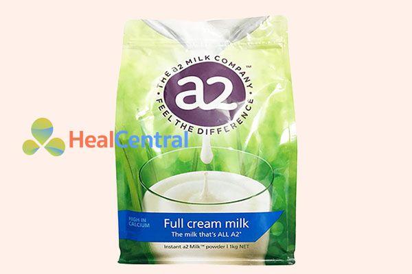 Sữa tươi nguyên kem A2