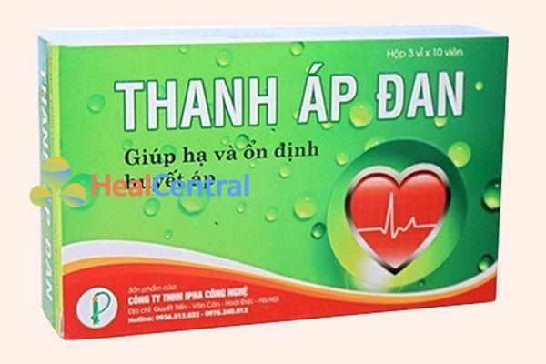 Thanh Áp Đan