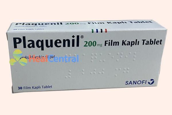 Thuốc Plaquenil điều trị Sars-Cov-2