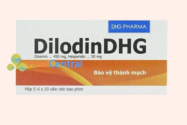 Thuốc Dilodin DHG