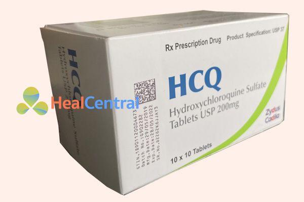 Hộp thuốc HCQ
