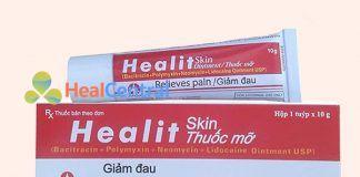 Thuốc Healit Skin Ointment