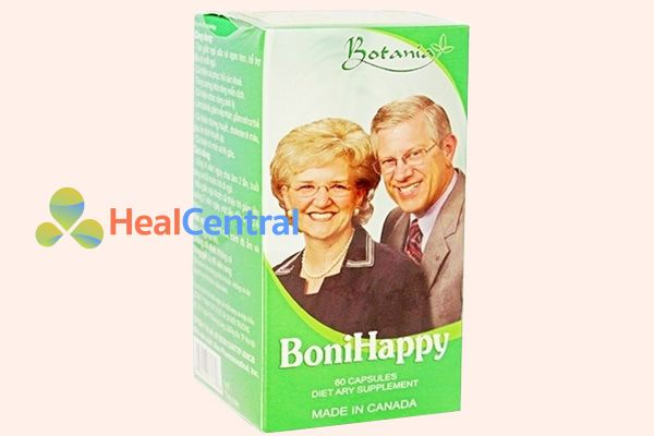 Hộp thuốc Boni Happy