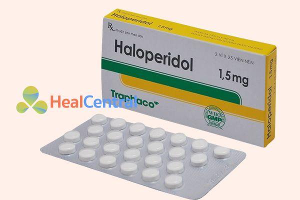 Thuốc Haloperidol