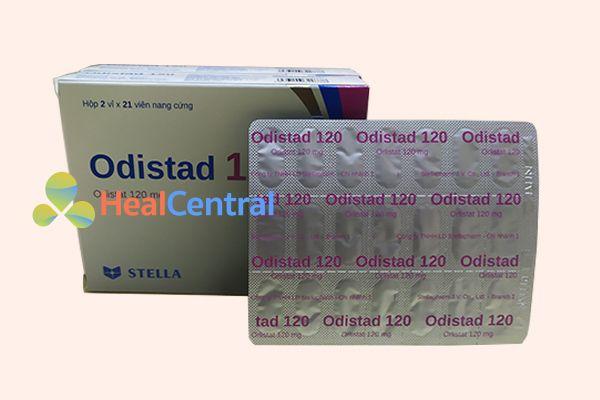 Thận trọng khi sử dụng thuốc Odistad 120