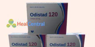 Thuốc giảm mỡ Odistad 120
