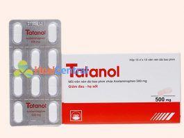 Thuốc Tatanol
