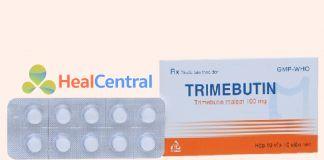 Thuốc Trimebutin