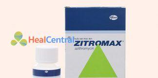 Thuốc Zithromax