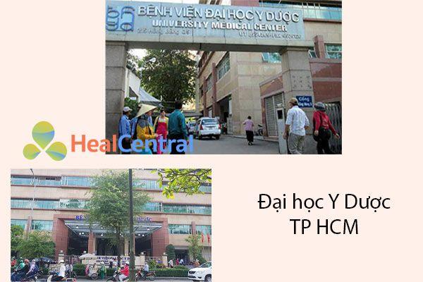 Cắt trĩ tại bệnh viện Y Dược Tp Hồ Chí Minh.