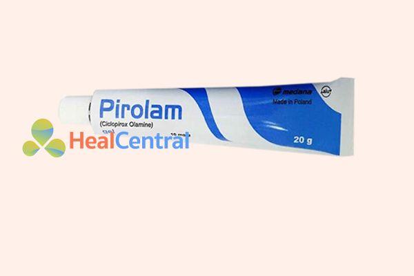 Tuýp thuốc Pirolam