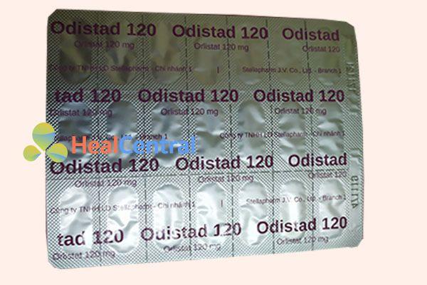 Vỉ thuốc Odistad 120