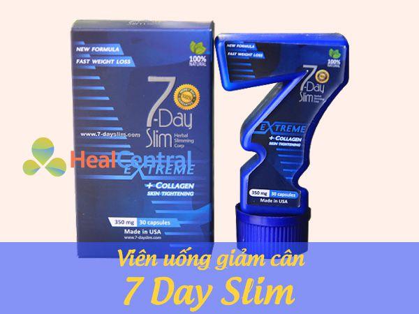 Viên uống giảm cân 7 Day Slim