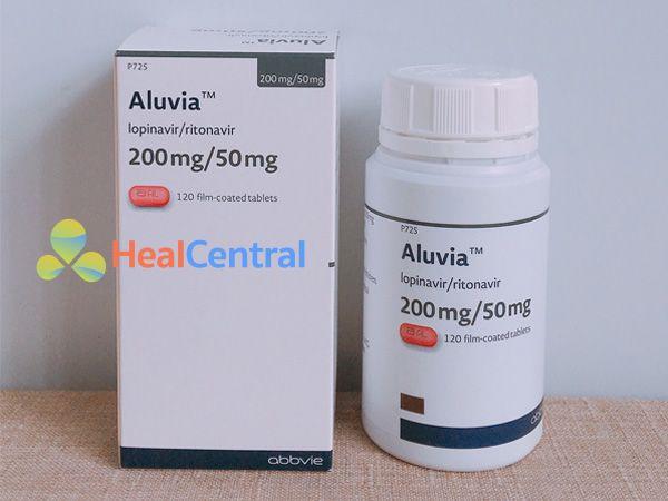 Thuốc Aluvia điều trị HIV