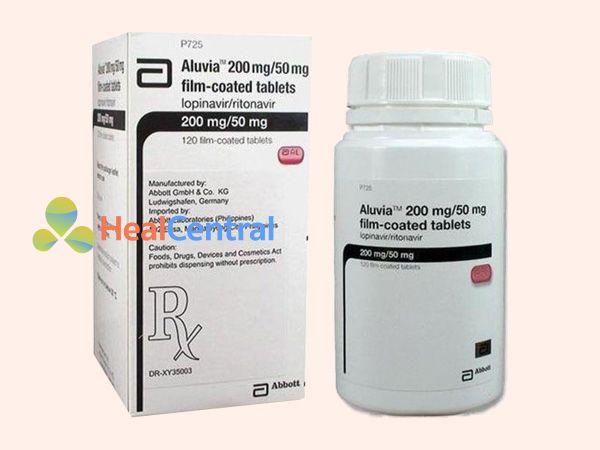 Thuốc Aluvia có xuất xứ tại Đức