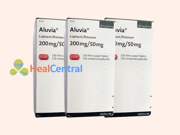 Thuốc Aluvia chính hãng