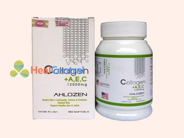 Collagen +A,E,C