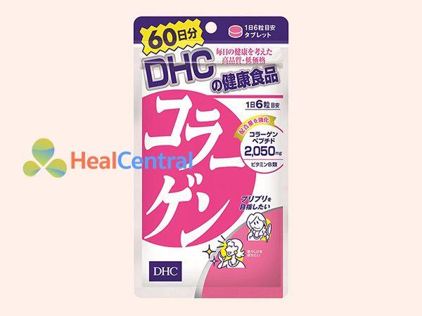 Viên uống bổ sung Collagen DHC