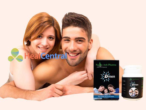DMen - tăng cường khả năng sinh lý cho nam giới