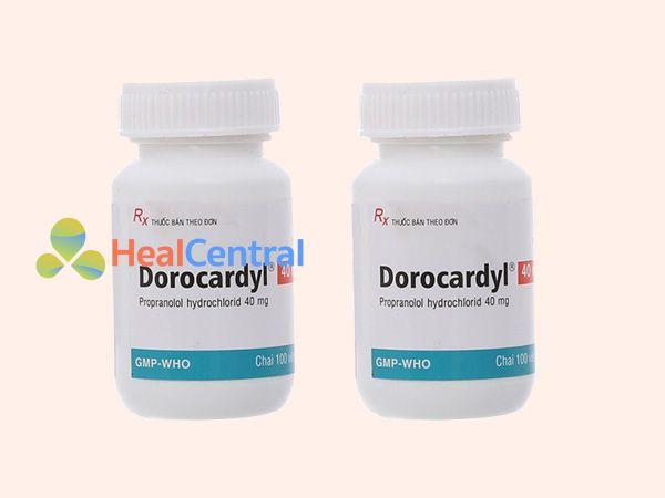 Thuốc DoroCardyl sản xuất bởi Công ty Domesco