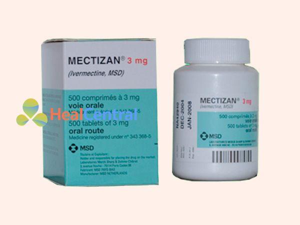 Thuốc Ivermectin của Công ty MSD