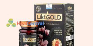 Viên uống Liki Gold