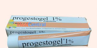 Thuốc Progestogel 1%
