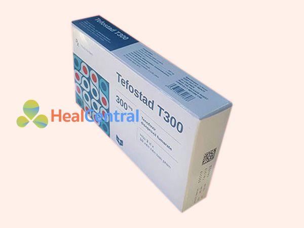 Tefostad T300 - điều trị virus viêm gan B