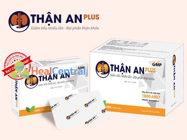 Thuốc Thận An Plus là sản phẩm rất được các chuyên gia và người tiêu dùng tin dùng