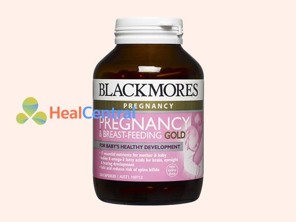 Viên uống cho bà bầu Blackmores Pregnancy