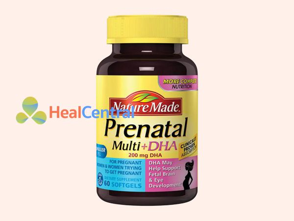 Prenatal Multi DHA Nature Made