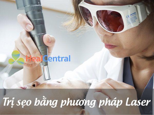 Trị sẹo bằng phương pháp Laser