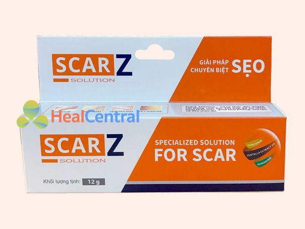 Thuốc trị sẹo lâu năm Scarz