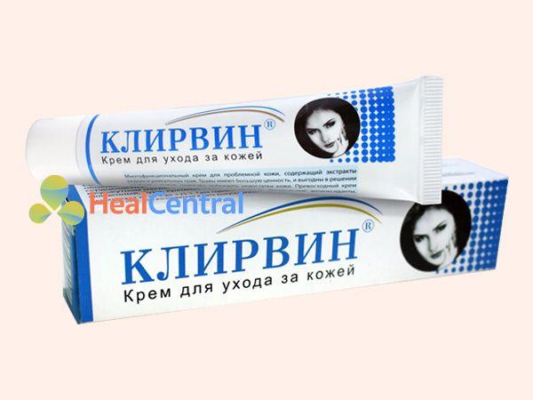 Thuốc trị sẹo thâm ở mặt của Nga Kjinpbnh