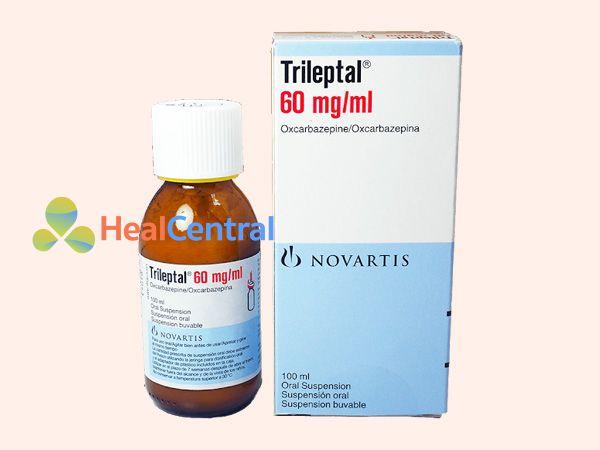 Thuốc Trileptal - chống có giật trong các cơn động kinh