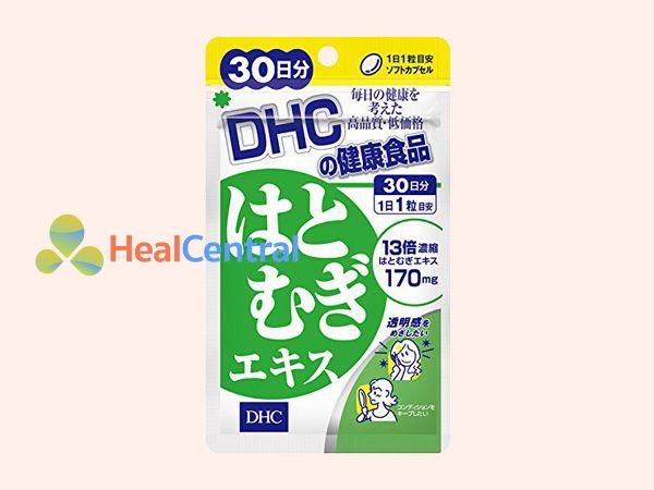Thuốc trắng da Coix DHC