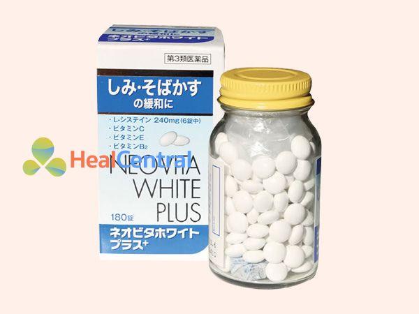 Thực phẩm chức năng làm trắng da Vita White Plus